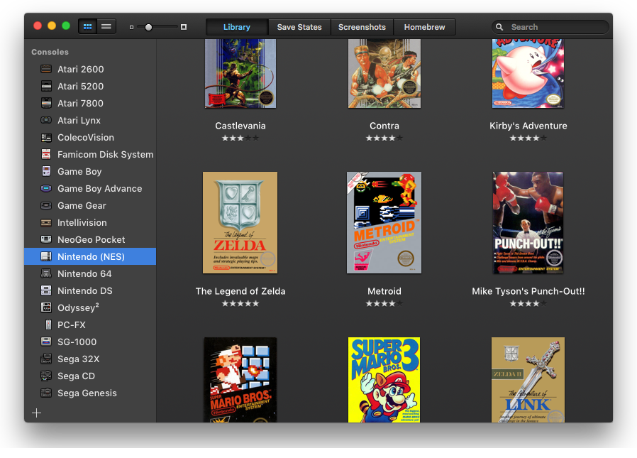 nes games freeware
